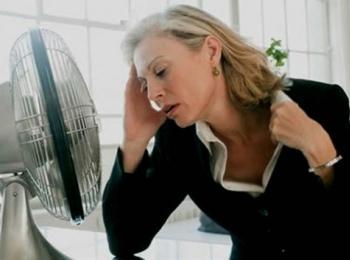 Sofocos en la menopausia